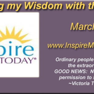 Inspire Me Today Luminary