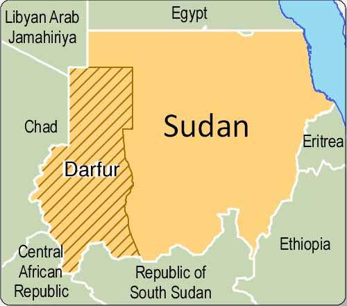 darfur-map – Victoria Trabosh Executive Coach on